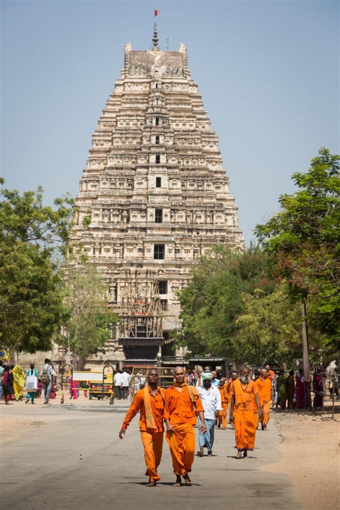 Virupaksha Temple – Hampi