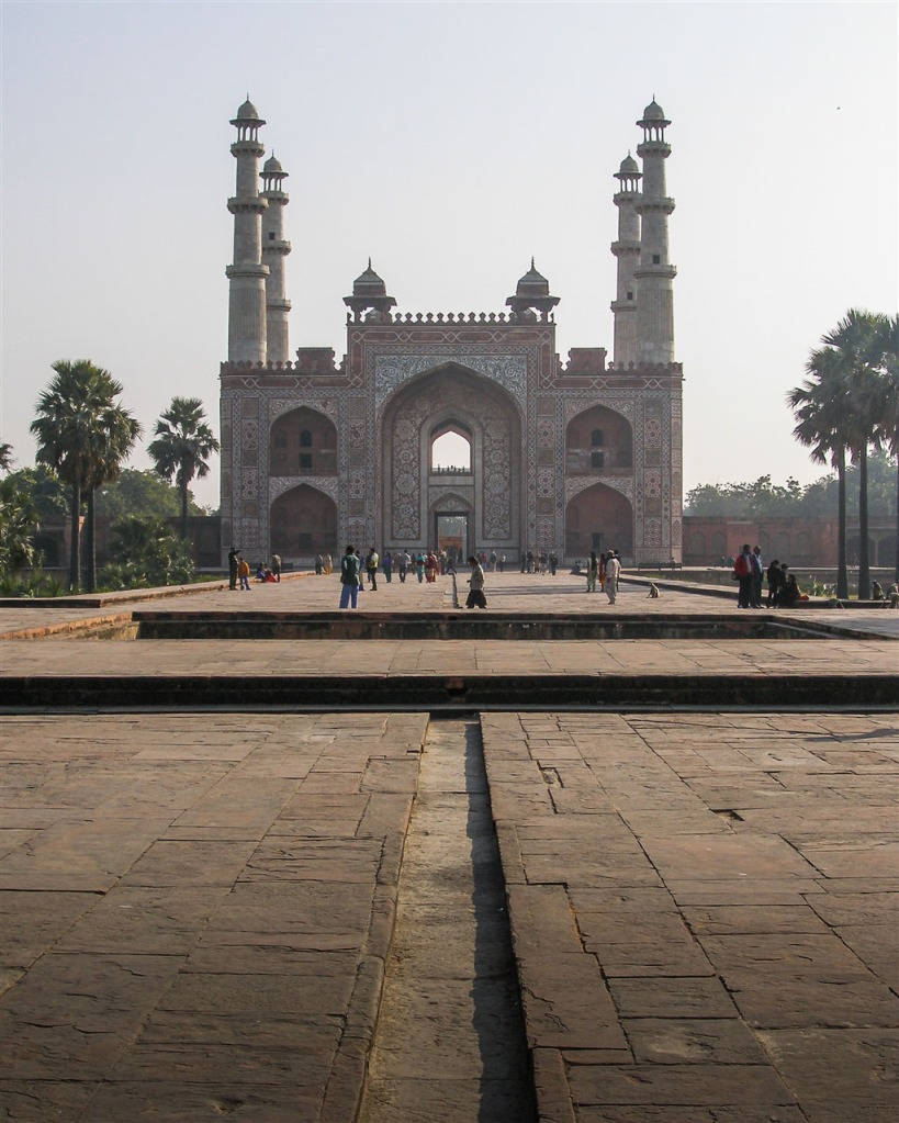 Tomb of Akbar The Great, Agra