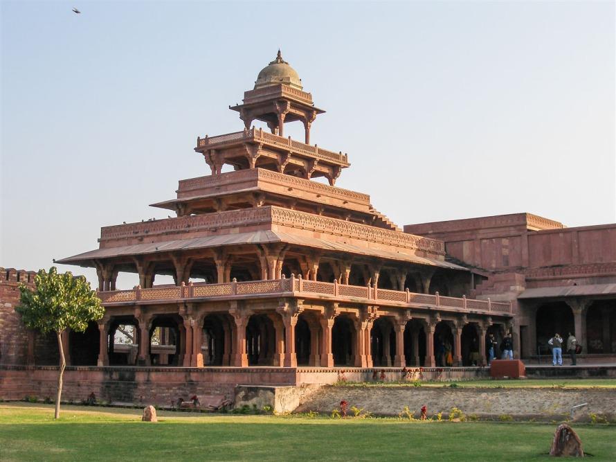 Panch Mahal, Fatehpur Sikri