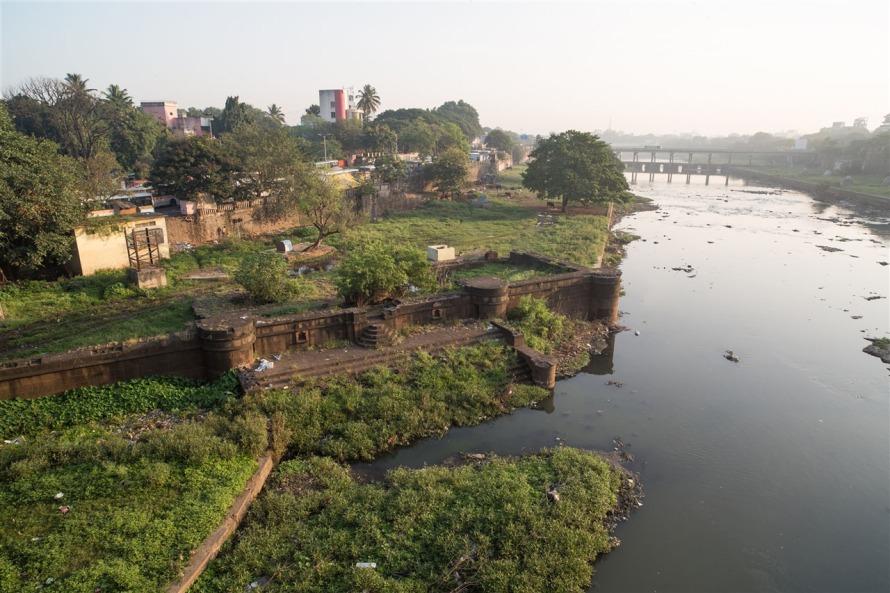 Shivaji Bridge and ghorpade-ghat