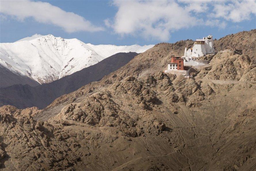 Namgyal Tsemo Gompa