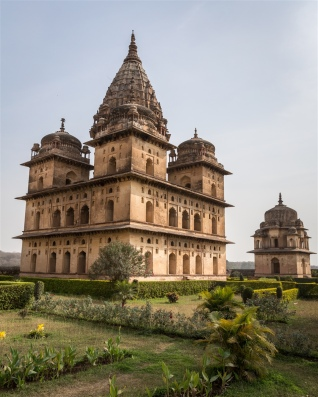 Chhatris of Bhagwant Singh and Sawant Singh