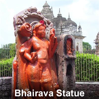 Bhairava Statue