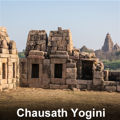 Chausath Yogini