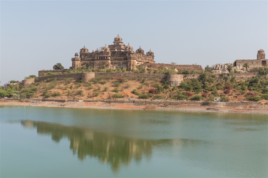 Datia Palace Cover