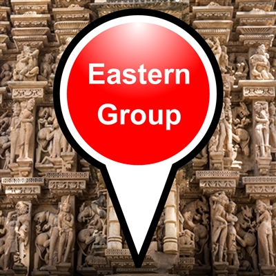 Eastern Group pin