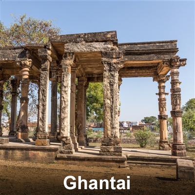 Ghantai