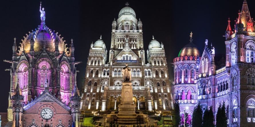 Illuminated Mumbai 2