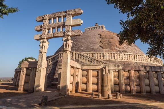 South Gateway - Stupa 1