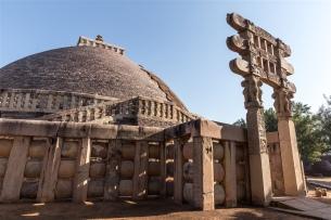 South Gateway of Stupa 1