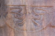 Anguipede, a Greek mythological figure