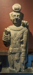 Dvarapala Yaksha from Pitalkhora Caves. 2nd century B.C.