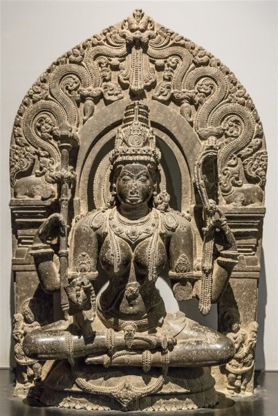 Sarasvati from Karnataka. 12th century A.D.