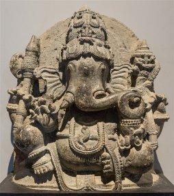 Ganesha from Karnataka. 12th century A.D.