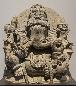Ganesha from Karnataka. 12th century A.D.