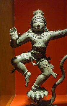 Kaliya Mardana, South India. 17th century A.D.