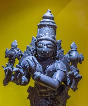 Madangopal (Vishnu as Krishna), South India. 19th century A.D.