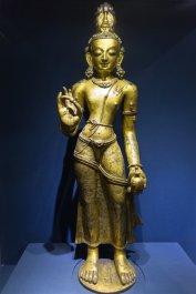 Bodhisattva Maitreya from Nepal. 13th century A.D.