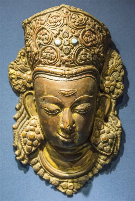 Indra from Nepal, 19th century A.D.