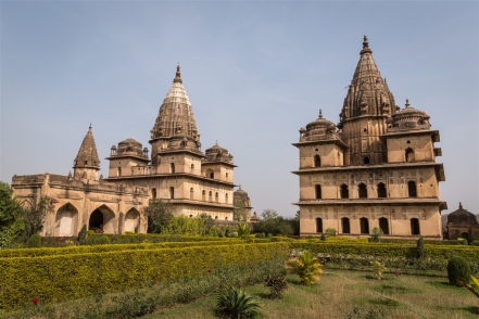 Chhatris of Pahad Singh and Jaswant Singh