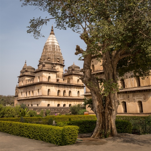 Chhatri of Pahad Singh