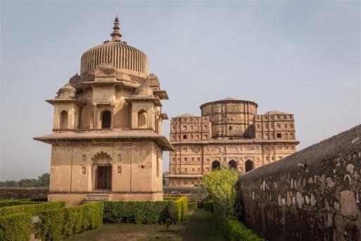 Chhatris of Sawant Singh and Bir Singh Deo