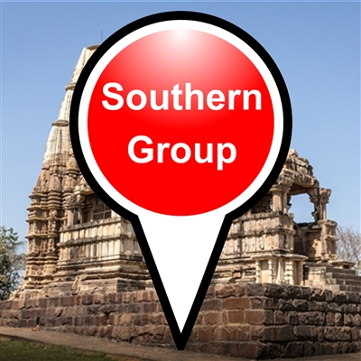 Southern Group pin