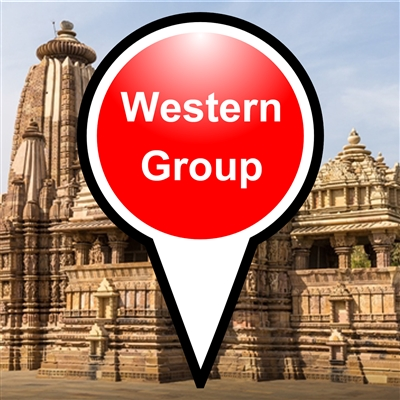Western Group Pin