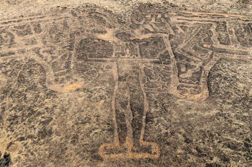 The Konkan Petroglyphs - Barsu Sada