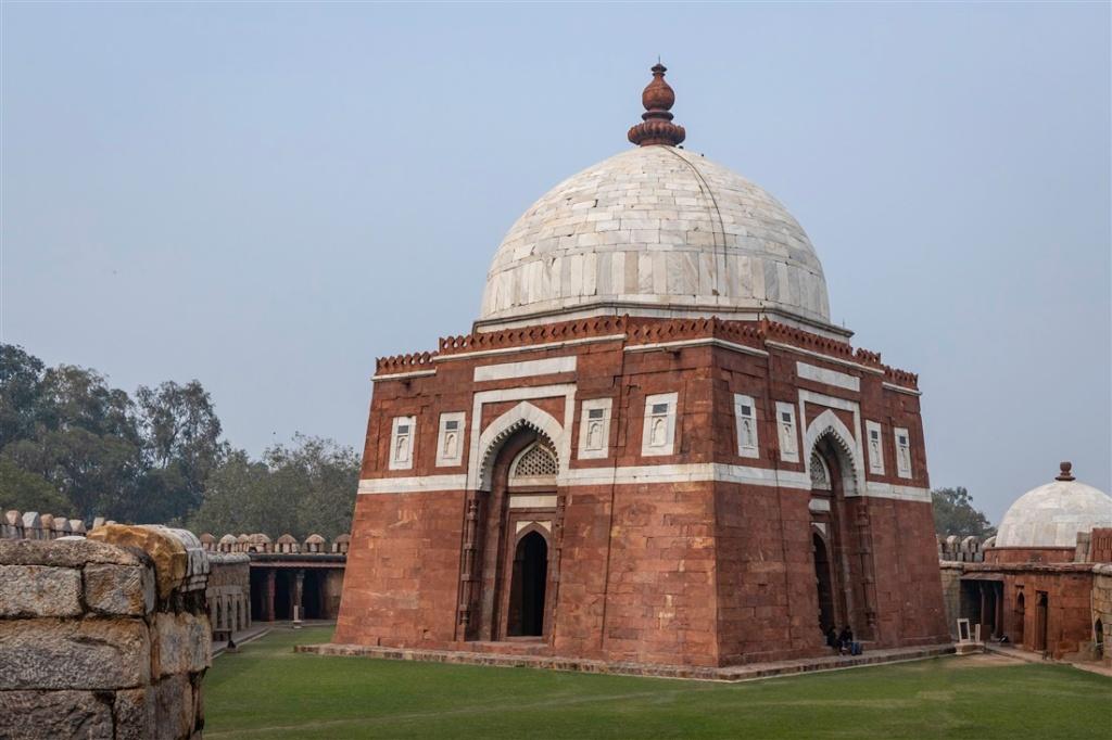 Ghiyasuddin Tughlaq's Tomb