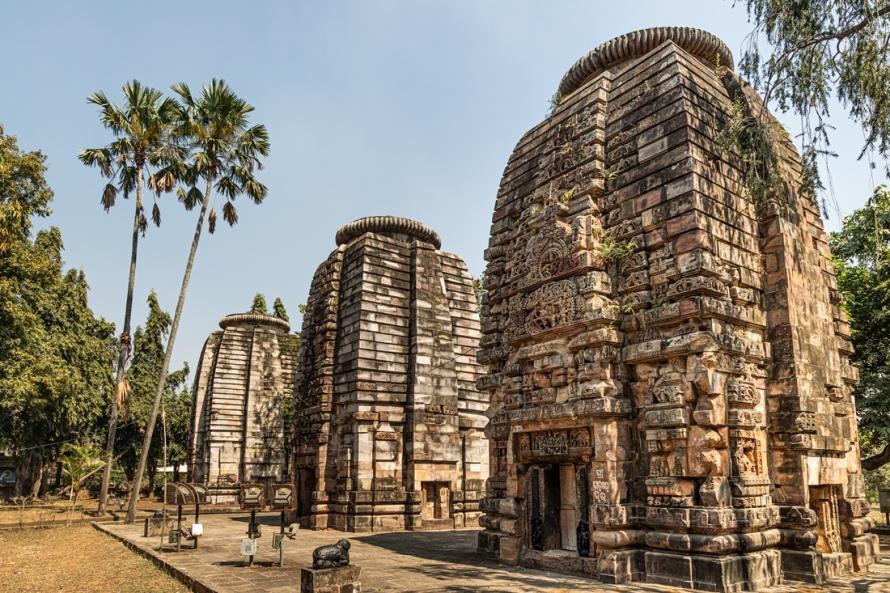 Shatrughaneshwar group of temples - Bhubaneswar