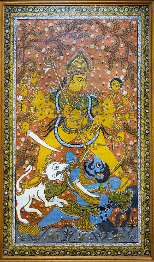 Mahisha Mardini Durga