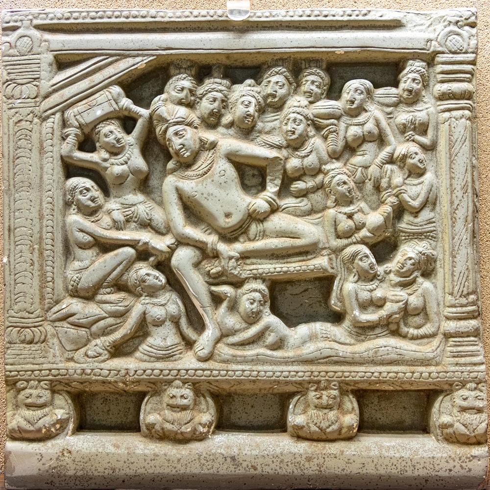Bodhisatva, 2nd century A.D.