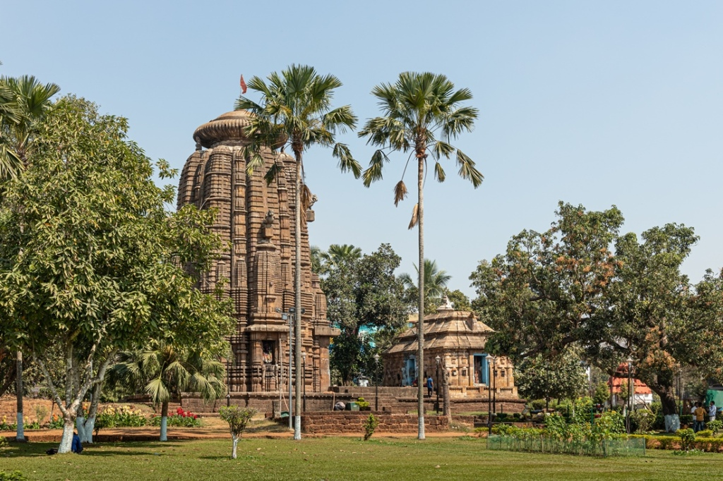 Rameshwar Temple in Bhubaneswar