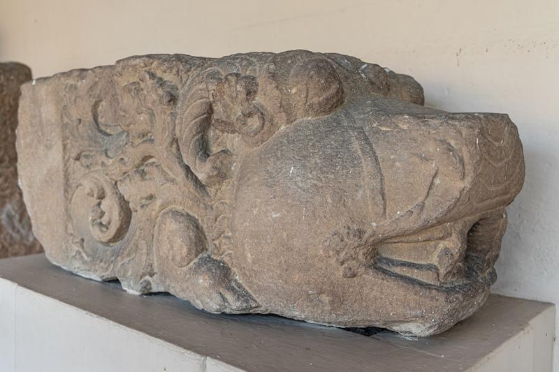 Gargoyle - 7th Century A.D.