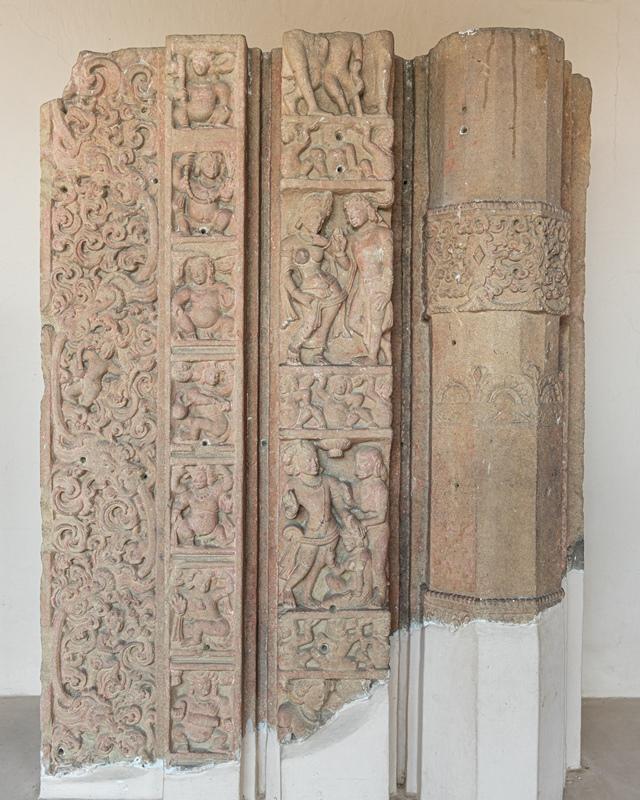 Door Jamb - 6th Century A.D.